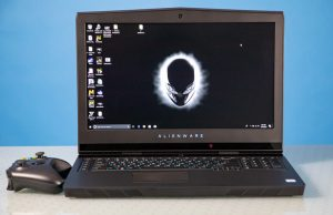 alienware 17 r5 display