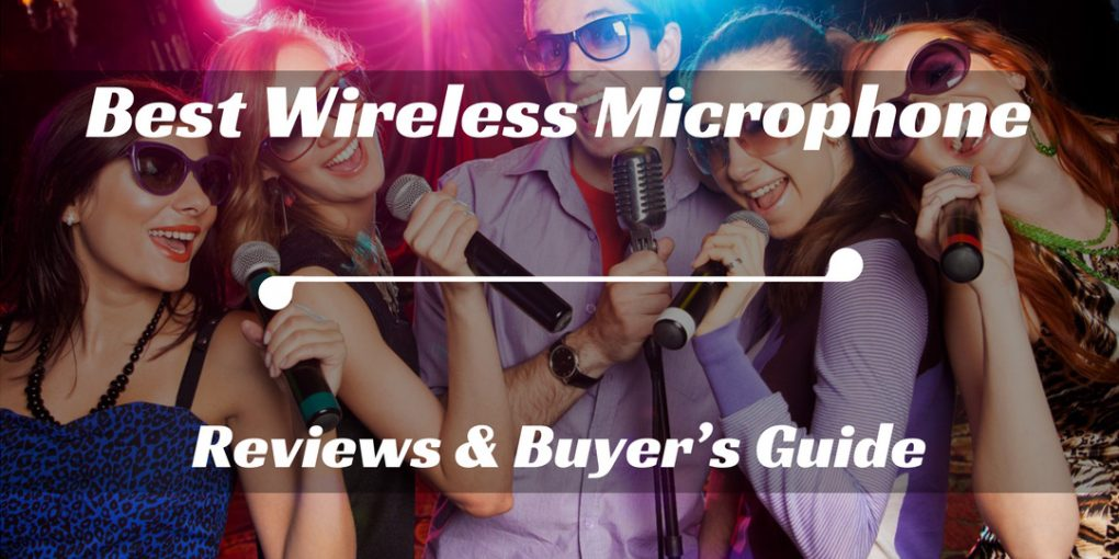 Top 5 Best Wireless Microphone Systems [Updated] - TechOfEra