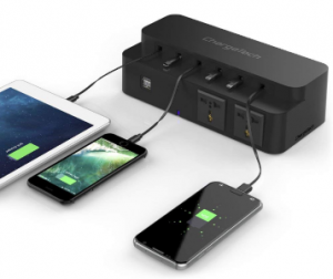 Charge-tech Phone & Laptop Charging Station