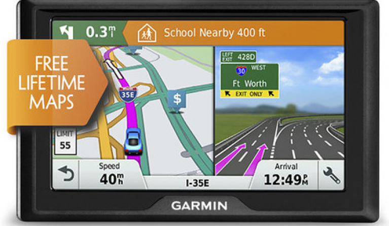 Garmin DriveSmart 51 LMT-S - Best Car Navigation
