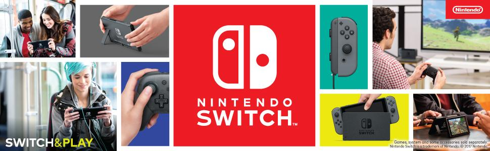 about nintendo switch