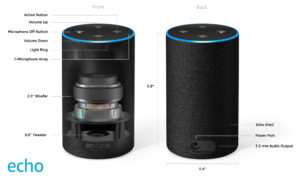 amazon echo 2nd generation design and quality