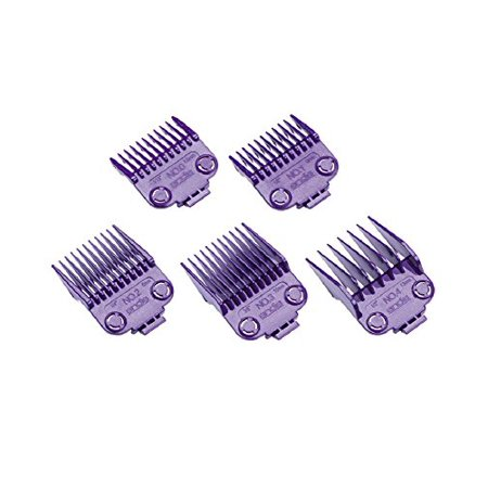 guards for andis master clippers