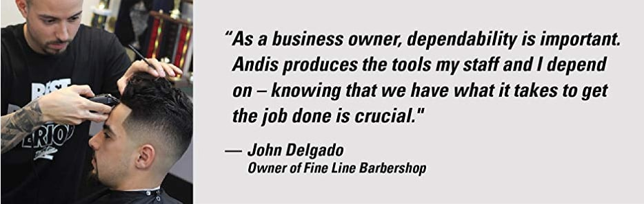 andis professional t outliner beard/hair trimmer