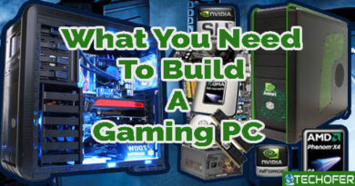 what you need to build a gaming pc