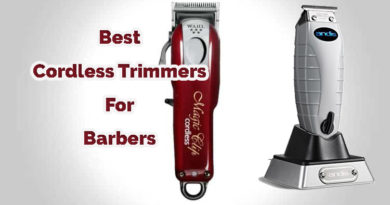 best cordless trimmers for barbers