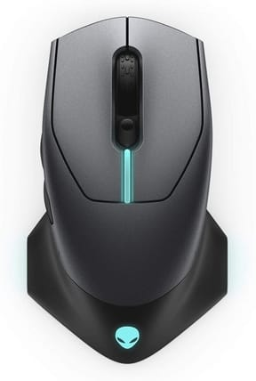 Alienware Wired Wireless Gaming Mouse AW610M