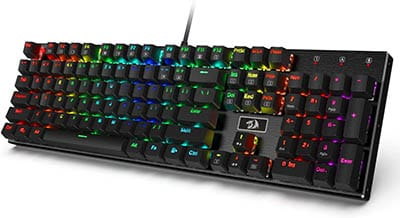 Redragon-K556-Wired-Mechanical-Gaming-Keyboard