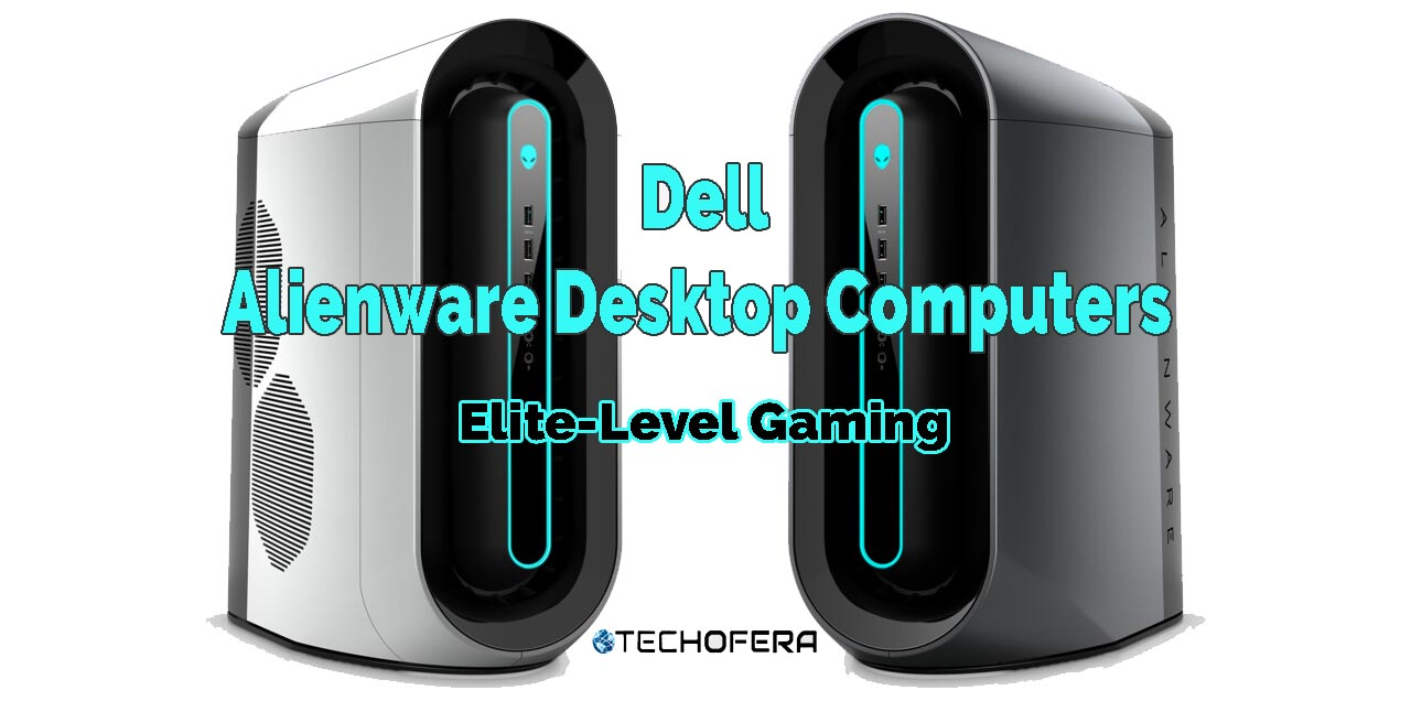 dell alienware desktop computers