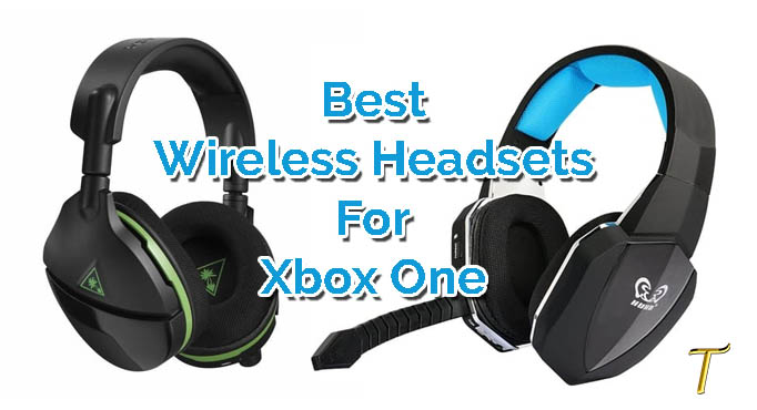 wireless headsets for xbox one