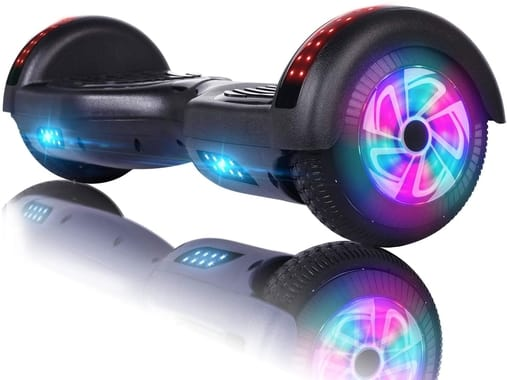 VEVELINE Hoverboard UL2272 Certified 6.5 inch Self Balancing Hoverboards