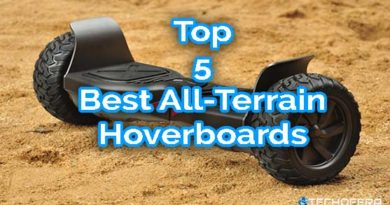 All Terrain Hoverboards