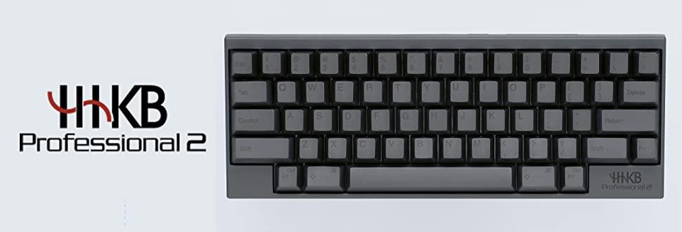 happy hacking keyboard professional2