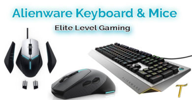 alienware keyboard and mouse
