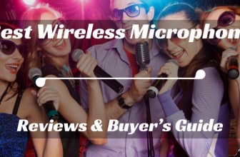 Top 5 Best Wireless Microphone Systems